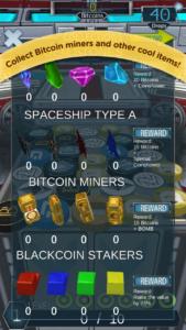 Mobile4 cryptocoin drop screenshot
